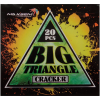 Петарды Big triangle cracker P1005XL (1 упаковка, 20 шт)